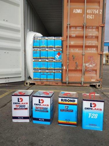 В Одесском порту обнаружили почти 4 тонны прекурсоров